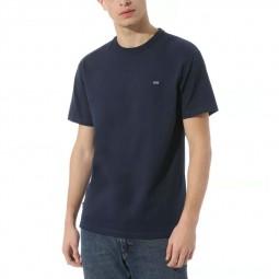 T-Shirt manches courtes Vans Off The Wall bleu marine