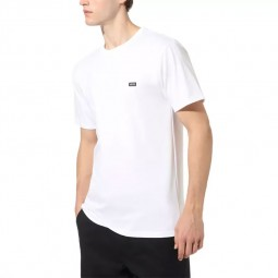 T-Shirt manches courtes Vans Off The Wall blanc
