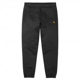 Pantalon jogging Carhartt WIP Chase noir
