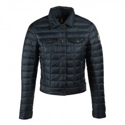 Doudoune JOTT Alexia bleu jeans