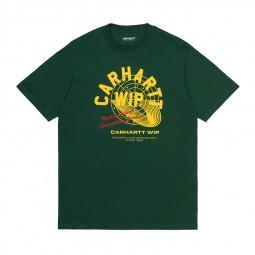 T-shirt Carhartt Remix vert