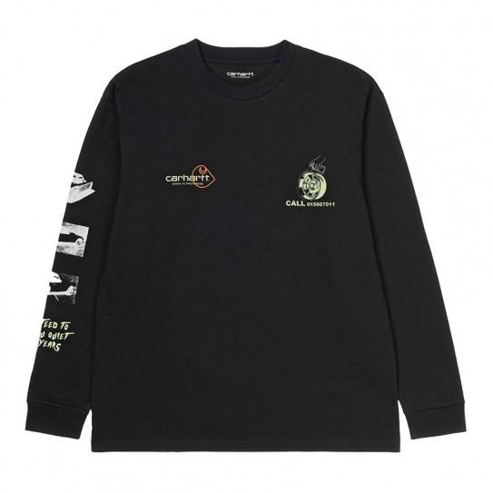 T-shirt manches longues Carhartt Race