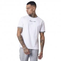 T-shirt Project X Paris carreaux écossais