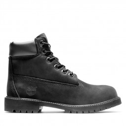 Chaussures Timberland 6-Inch Boot Premium junior noir