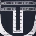 T-shirt Sergio Tacchini Botero bleu marine