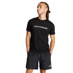 T-shirt Sergio Tacchini Robin noir