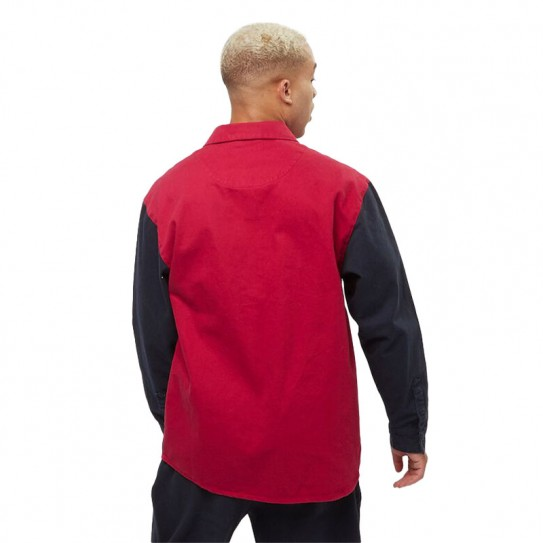 Chemise à rayures Karl Kani
