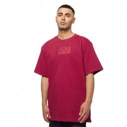 T-shirt uni Karl Kani rouge