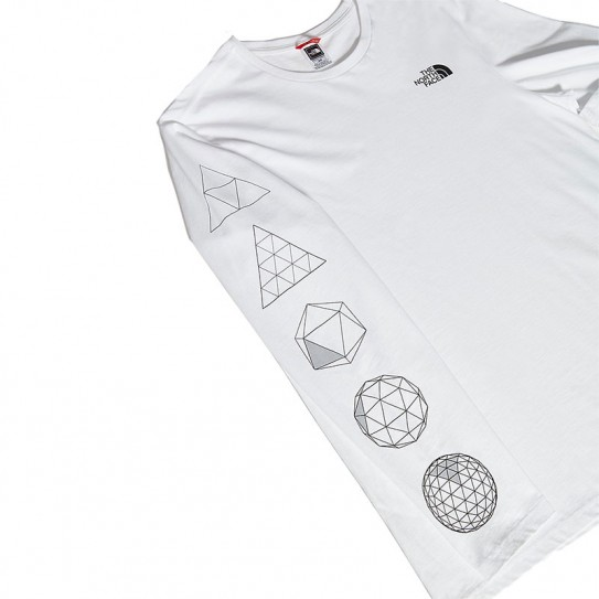 T-shirt The North Face L/S Geodome Tee