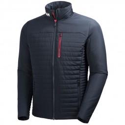Doudoune Helly Hansen Crew Insulator Jacket bleu marine
