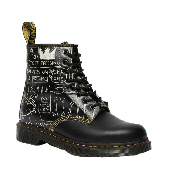Dr. Martens Montante 1460 Smooth Basquiat