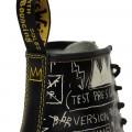 Dr. Martens Montante 1460 Smooth Basquiat noir