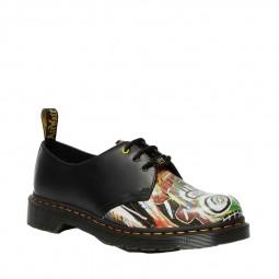 Dr. Martens Basse 1461 Basquiat noires