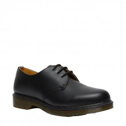 Dr. Martens Basse 1461 PW Smooth noires