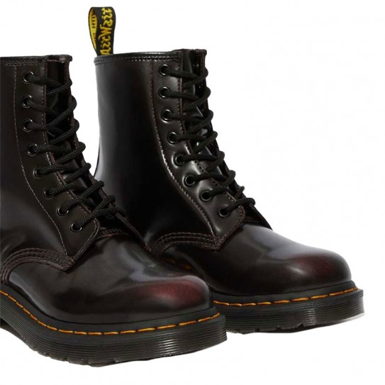 Dr. Martens Montantes 1460 Cherry Red Arcadia