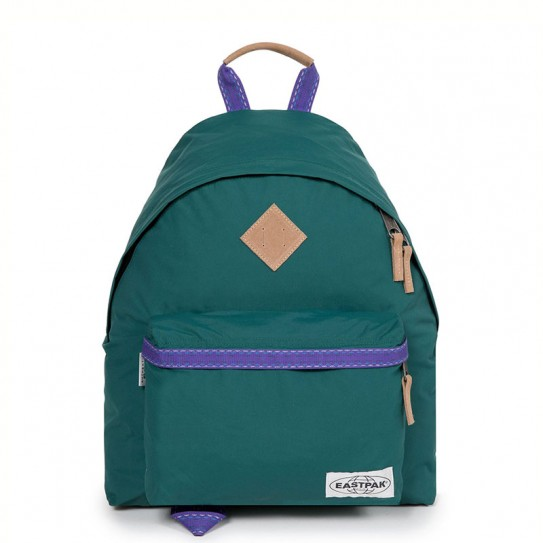 Sac à dos Eastpak Padded Into Native Green