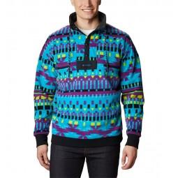 Polaire Columbia powder Keg Fleece multicolore