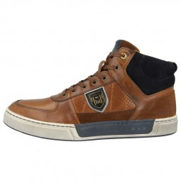 Chaussures Pantofola D'Oro Frederico marron