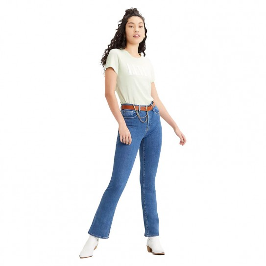 Jean's Levi's® 725 Hight Waisted Bootcut