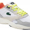 Chaussure Lacoste Storm 96 LO blanc