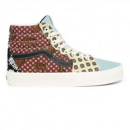 Chaussures Vans SK8-Hi Tiger Patchwork
