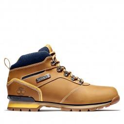Chaussures Timberland Splitrock Mid Hiker jaune moutarde
