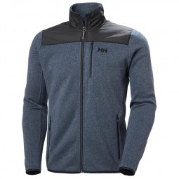 Veste Helly Hansen Varde Fleece Jacket bleu chiné