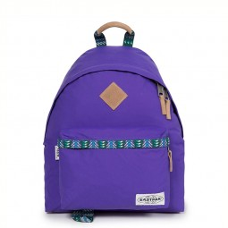 Sac à dos Eastpak Padded Into Native Purple violet