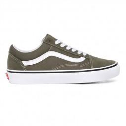 Chaussures Vans Old Skool kaki