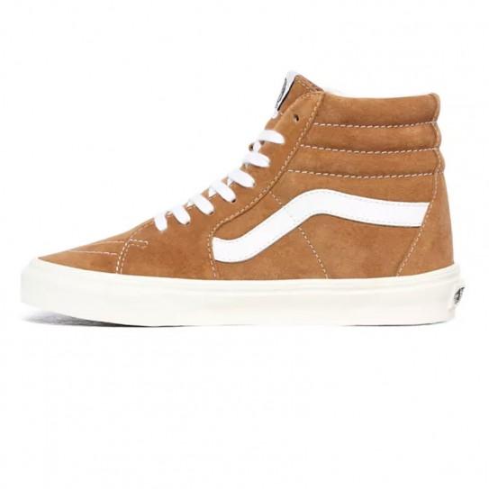 Chaussures Vans SK8-Hi Pig Suede