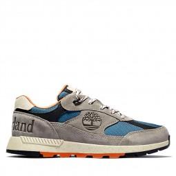 Chaussures Timberland Field Trekker gris bleu