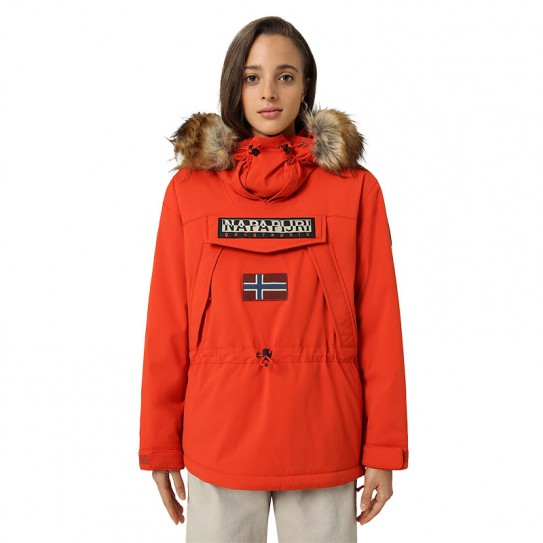 Veste enfilable Napapijri Skidoo orange