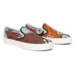 Chaussures Vans Slip-On Tiger patchwork