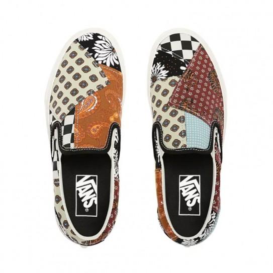 Chaussures Vans Slip-On Tiger