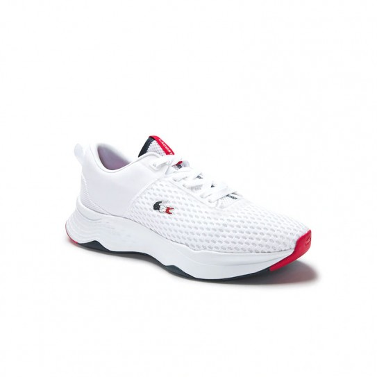 Sneakers Lacoste Court-Drive blanches