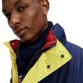 Blouson Tommy Jeans Retro Jacket bleu marine
