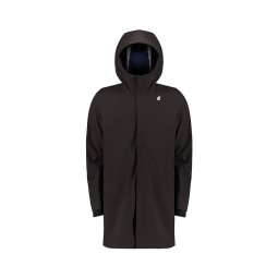 Coupe-vent KWAY Thomas Nylon noir