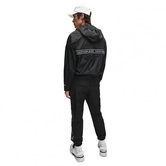 Veste zippée à capuche Calvin Klein
