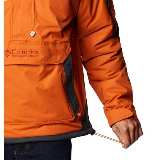 Veste enfilable demi zip Columbia Challenger