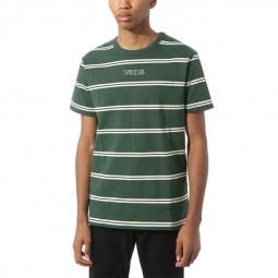 T-Shirt manches courtes Vans Sixty Sixers vert