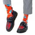 Chaussettes Happy Socks Clean Elephant orange