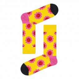 Chaussettes Happy Socks Smile Flower