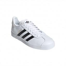 Adidas Gazelle blanc noir