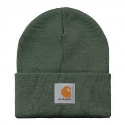 Bonnet Carhartt Short Watch Hat vert foncé