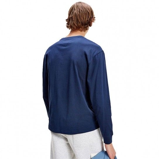 T-shirt Tommy Jeans manches longues