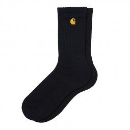 Chaussettes Carhartt Chase Socks noires