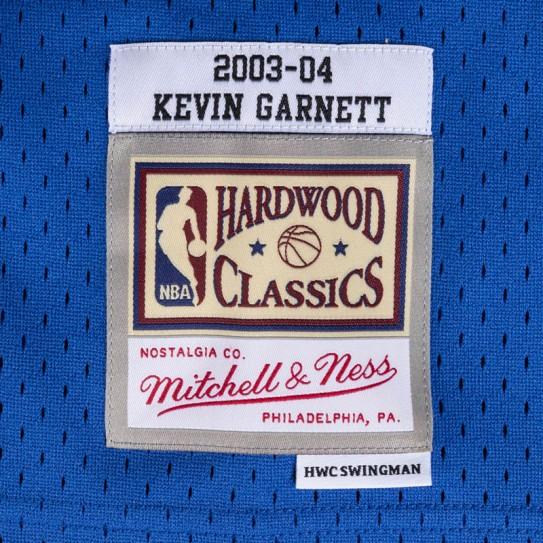 T-shirt Mitchell & Ness Kevin Garnett Timberwolves 21