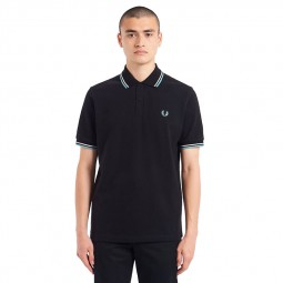 Polo Fred Perry M12 M03 noir