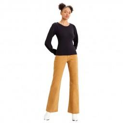 Pantalon velours Levi's camel