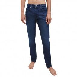 Jeans slim homme Calvin Klein stone foncé
